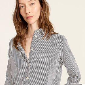 J. Crew Classic-fit Washed Cotton Poplin Shirt 6